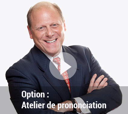 Option: Prononciation